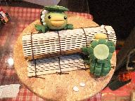 画像:粘土の人形3