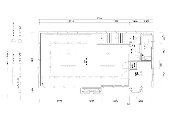 図面:ギャラリー2階